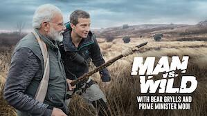 Man vs. Wild with Bear Grylls and PM Modi